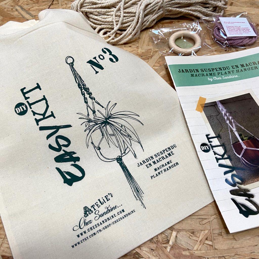 Easy-Kit-Macrame-Jardin-suspendu-ChezSandrine
